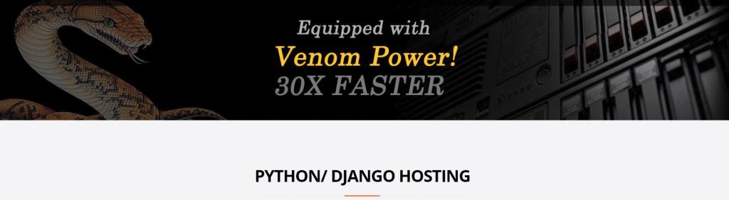 Setup Django on WebhostPython – Mywebhome
